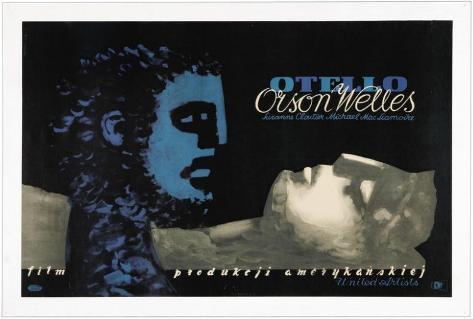 Othello - Polish Style Poster