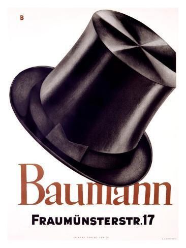 Baumann Giclee Print