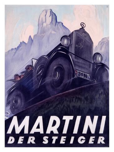 Martini Giclee Print