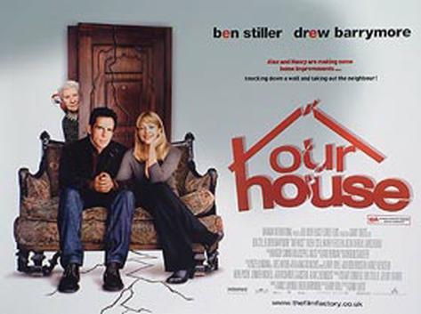 Our House Póster original