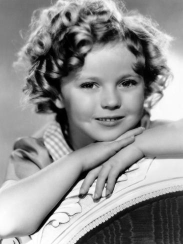Our Little Girl, Shirley Temple, 1935 Fotografia