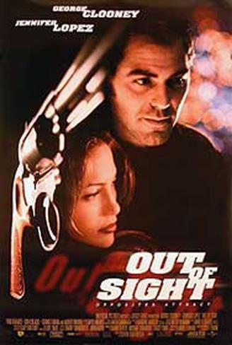 Out Of Sight Double-sided poster