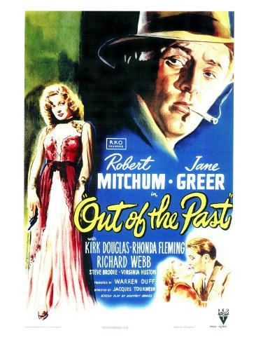 Out of the Past, 1947 Art Print