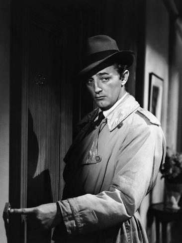 Out Of The Past, Robert Mitchum, 1947 写真