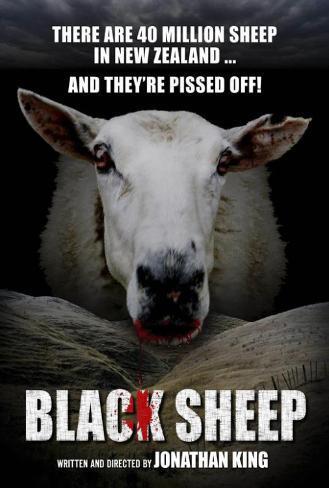 Ovelha negra Pôster