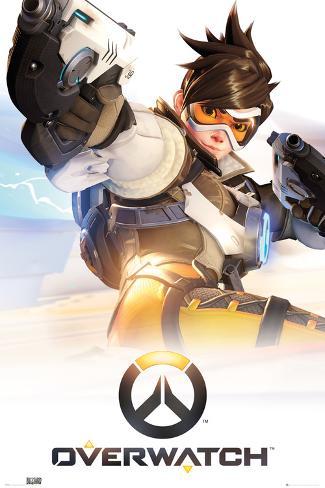 Overwatch- Key Art Poster