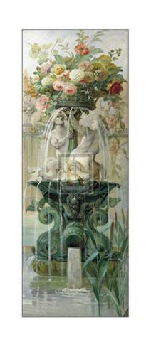 Scenic Panel IV Art Print