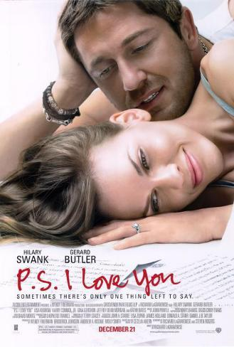 P.S., I Love You Poster
