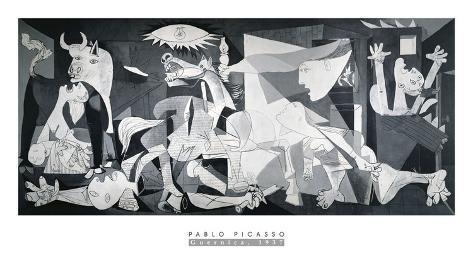 Guernica, 1937 Art Print