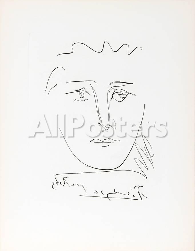 L\'Age de Soleil (Pour Roby) Collectable Print by Pablo Picasso - at ...