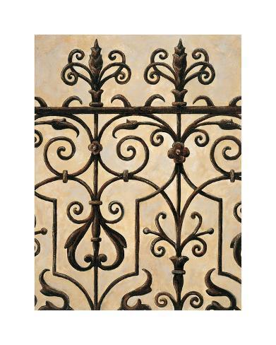 Gatekeeper II Giclee Print