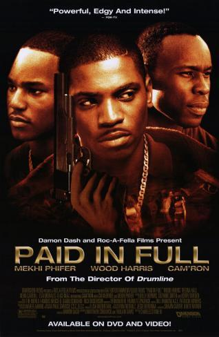 Paid in Full Masterprint