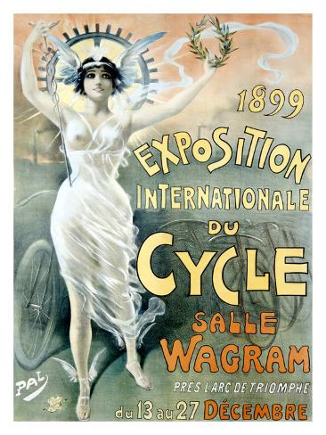 Exposition du Cycle, c.1899 Giclee Print