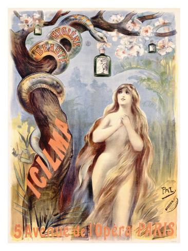 Icilma Giclee Print