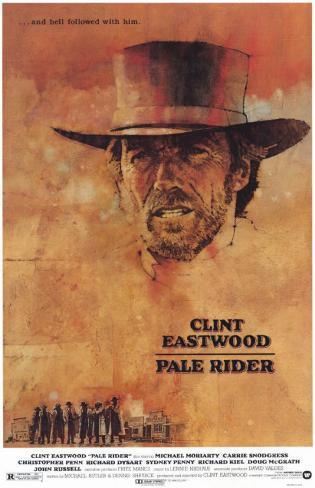 Pale Rider Masterprint