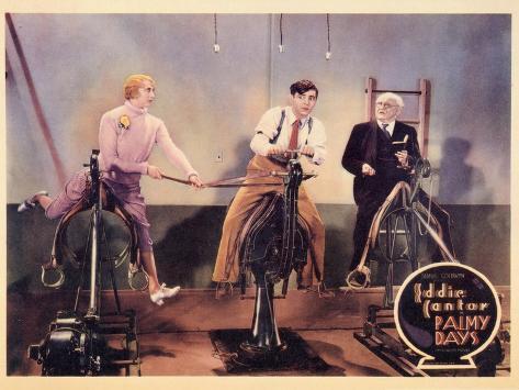 Palmy Days, 1931 Art Print