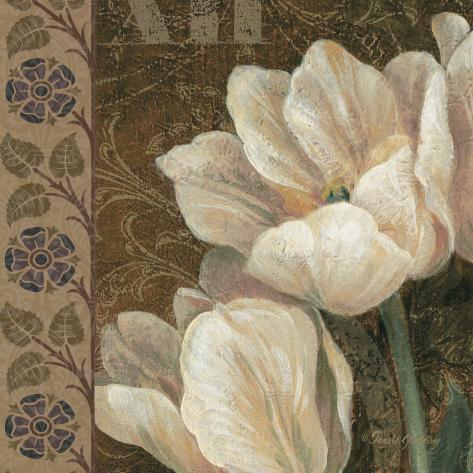 Petit jardin square i prints by pamela gladding at for Au petit jardin proven