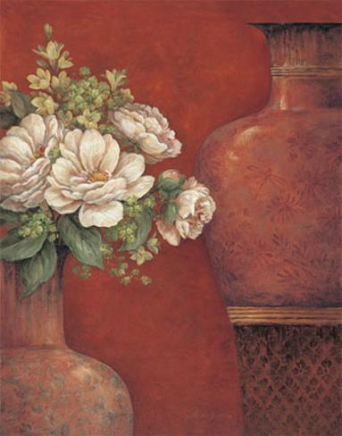 Venetian Chinois I Art Print