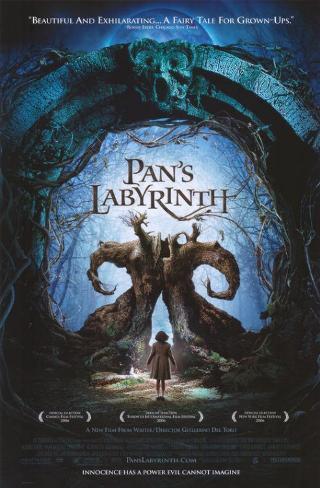 Pan's Labyrinth Masterprint