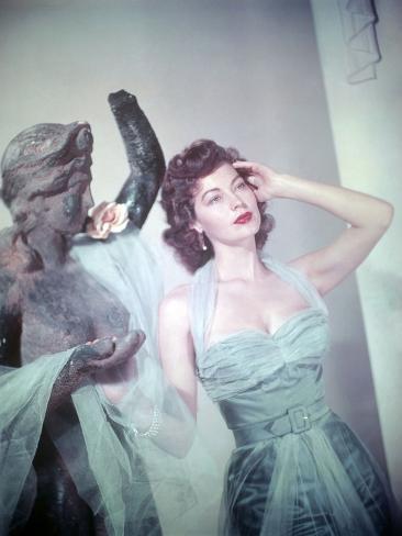Pandora and the Flying Dutchman, 1951 Impressão fotográfica