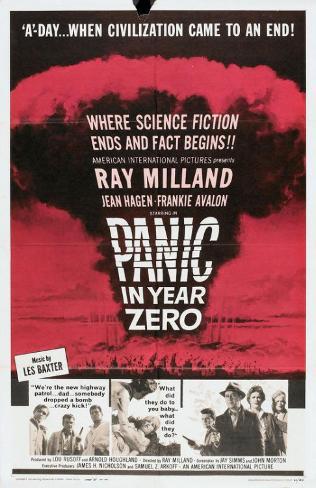 Panic in Year Zero! Impressão original