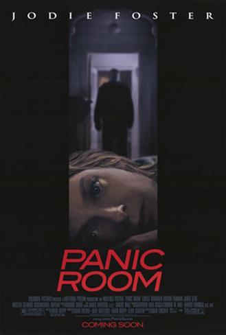 Panic Room Original Poster