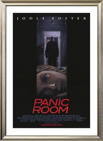 Panic room poster at for Custom panic room