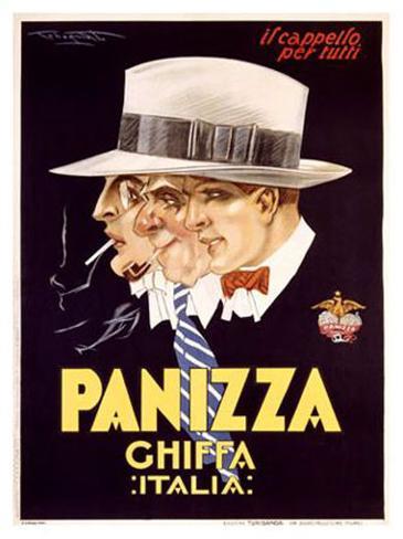 Panizza Giclee Print