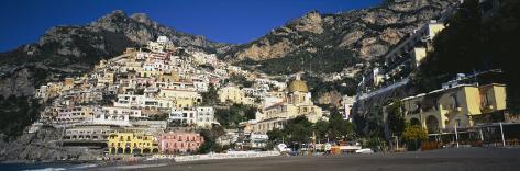 Amalfi Coast, Positano, Italy Photographic Print