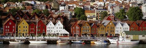Bergen Norway Photographic Print