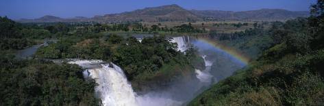 Blue Nile Falls, Ethiopia, Africa Photographic Print