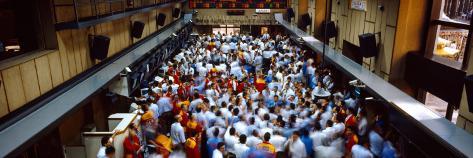 Bovespa Stock Market Exchange Trading Sao Paulo Brazil Wall Decal