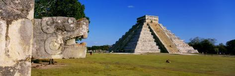 Chichen Itza, Yucatan, Mexico Photographic Print