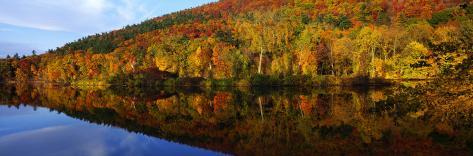 Connecticut River, Brattleboro, Vermont, USA Photographic Print