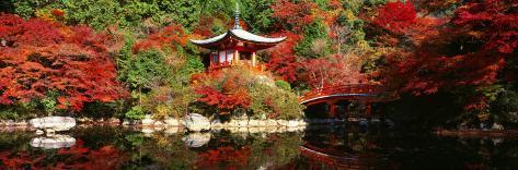 Daigo Temple, Kyoto, Japan Photographic Print