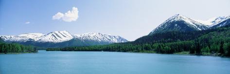 Kenai River, Alaska, USA Photographic Print