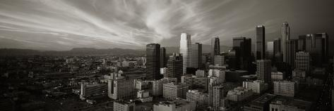 Los Angeles, California, USA Photographic Print