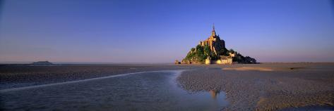 Mont Saint Michel, Normandy, France Photographic Print