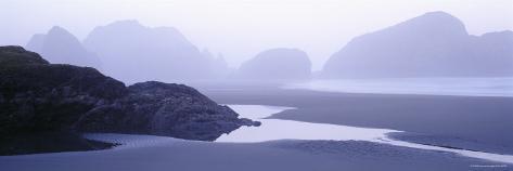 Pacific Ocean, Bandon State Natural Area, Bandon, Oregon, USA Photographic Print