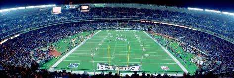 Philadelphia Eagles Football, Veterans Stadium Philadelphia, PA Photographic Print