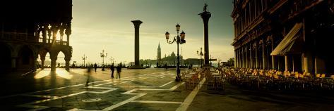 Saint Mark Square, Venice, Italy Wall Decal