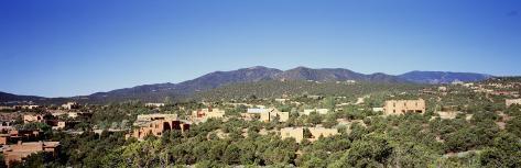 Santa Fe, New Mexico, USA Photographic Print