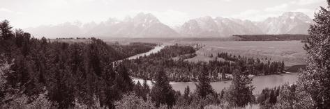 Snake River, Yellowstone Park, Wyoming, USA Photographic Print