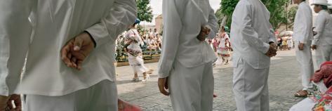 Traditional Yucatan Dance Performance, Merida, Yucatan, Mexico Wall Decal