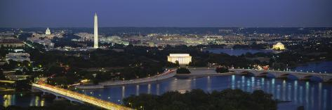 Washington DC, USA Photographic Print