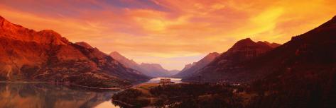 Waterton Lakes National Park, Alberta, Canada Photographic Print