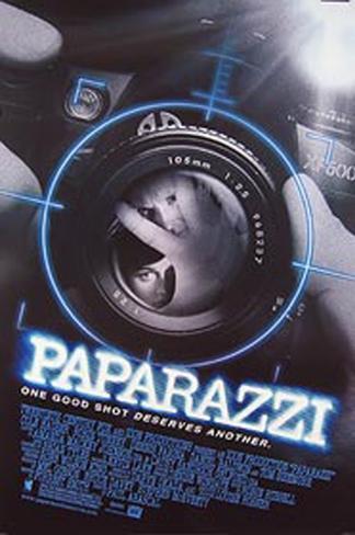 Paparazzi Original Poster