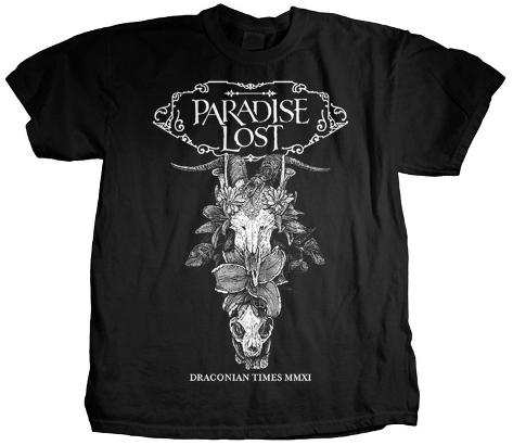 Paradise Lost - Draconian Times T-Shirt