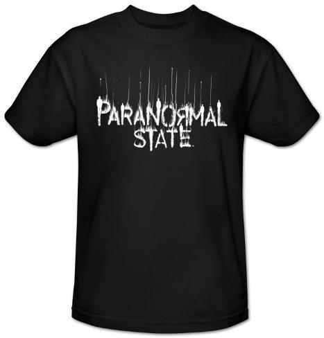 Paranormal State-Logo T-Shirt