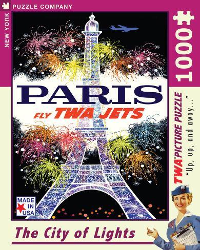 Paris 1000 piece Puzzle Jigsaw Puzzle